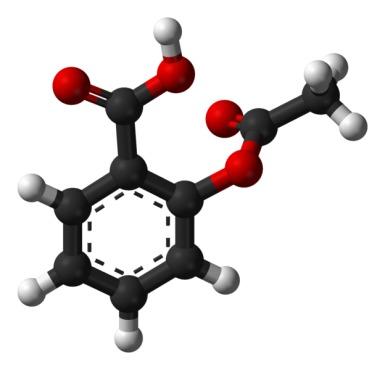 aspirin-molecule